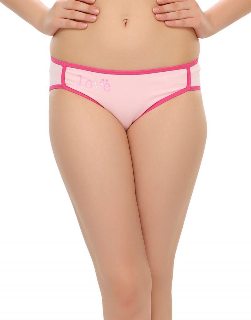 Buy Clovia Comfy Cotton Printed Bikini Pn0382p22 online