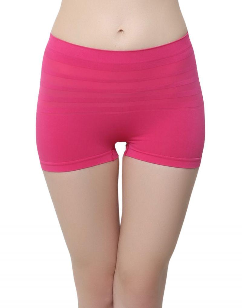 Buy Clovia Cotton Elastane Soft Stretchy Boy Shorts (product Code - Pn0408p14 ) online