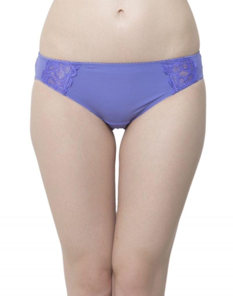 Buy Clovia Lavender Bikini With Lace Pn0410p12 online