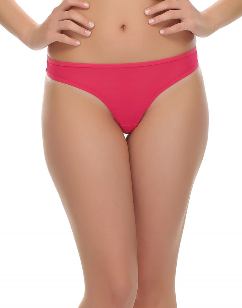 Buy Clovia Powernet Sexy Thong In Powernet (product Code - Pn0433p14 ) online