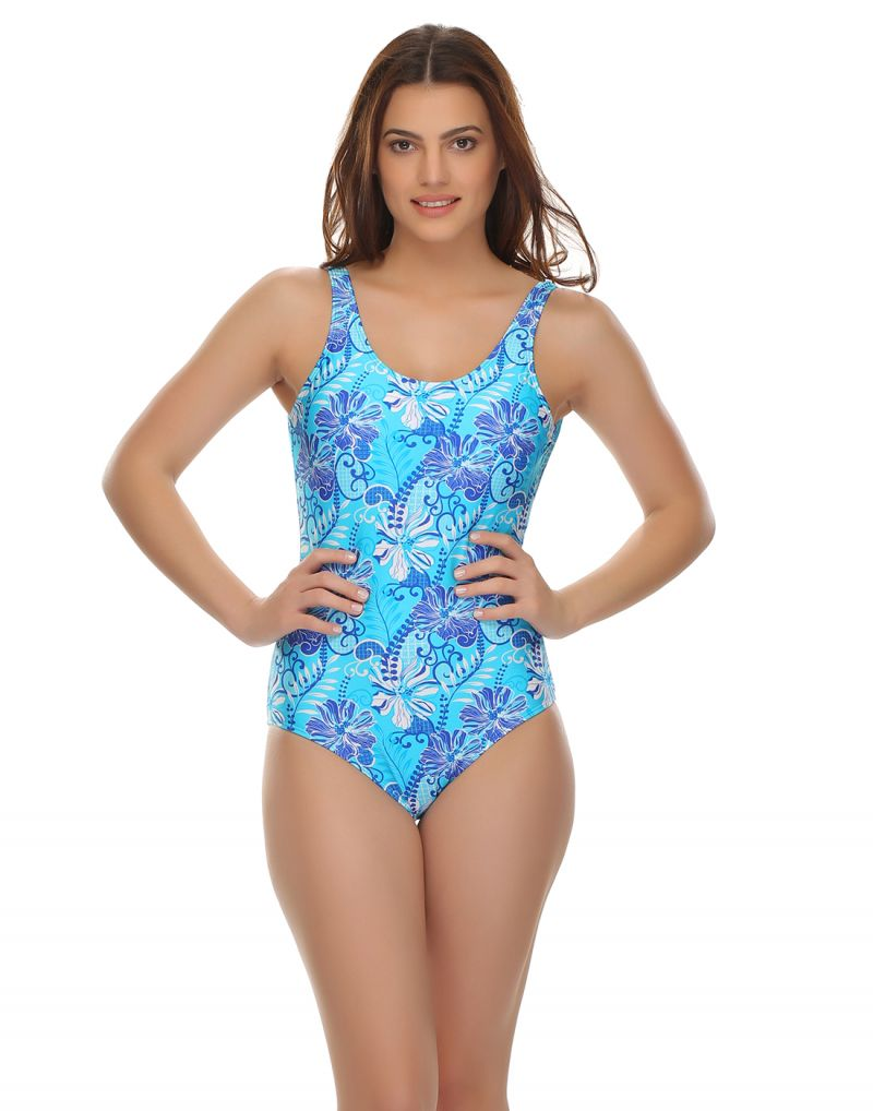 Buy Clovia Polyamide Sexy V-shape Swimsuit (product Code - Sm0008p03 ) online