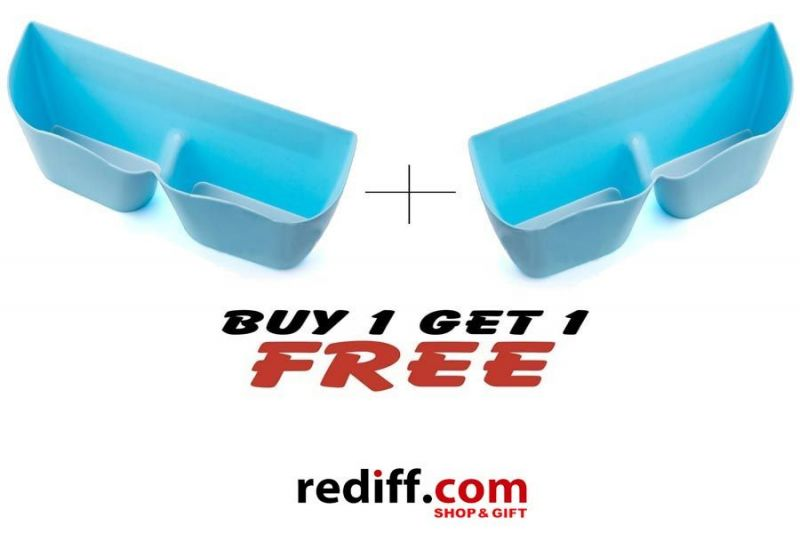 Buy Buy 1 Get 1 Free Shelf Stick On The Wall For Footwear Collection - B1g1shst online