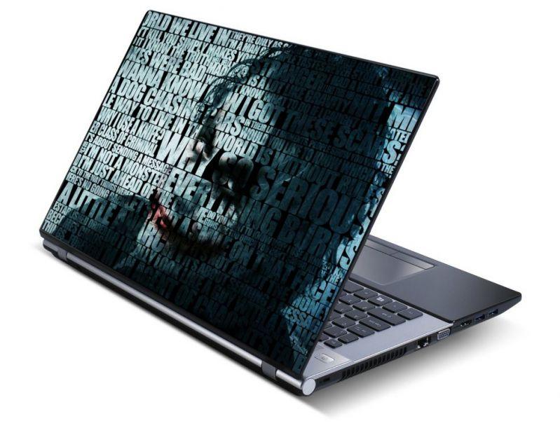 Buy Joker Laptop Notebook Skins High Quality Vinyl Skin - Lp0502 online
