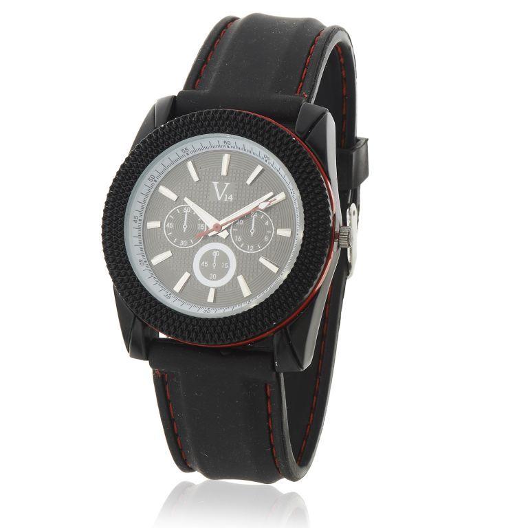 Buy Mens Stylish Wrist Watch Fiber Belt Mw1704 online