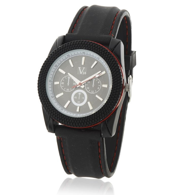 Buy Mens Styles Leather Belt Wrist Watch Mw1704 online