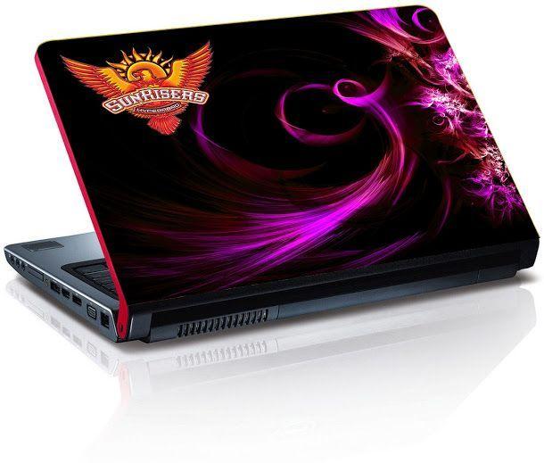 Buy Sunrisers Hyderabad Cricket Laptop Skin - Lp0421 online
