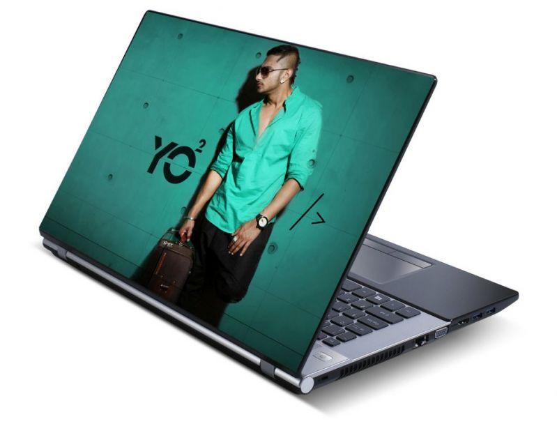 Buy Honey Singh Laptop Notebook Skins High Quality Vinyl Skin - Lp0525 online