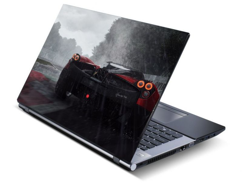 Buy Automobiles Laptop Notebook Skins High Quality Vinyl Skin - Lp0434 online