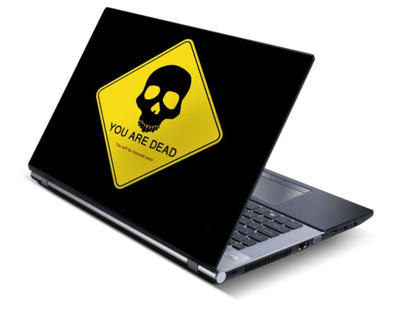 Buy Taboo Laptop Notebook Skins High Quality Vinyl Skin - Lp0459 online