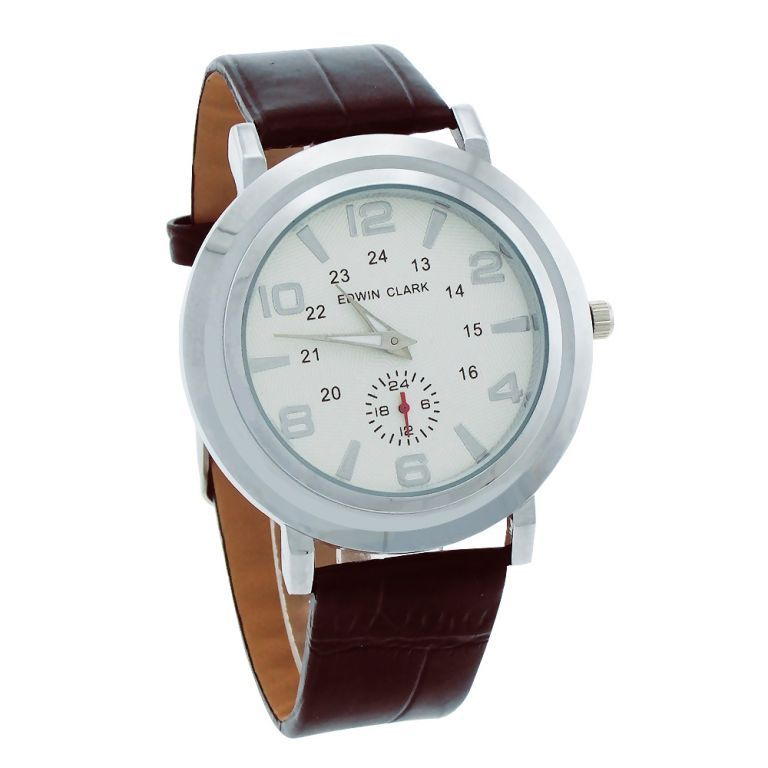 Buy Edwin Clark Analog Chronograph Wrist Watch For Men - Mw-070 online