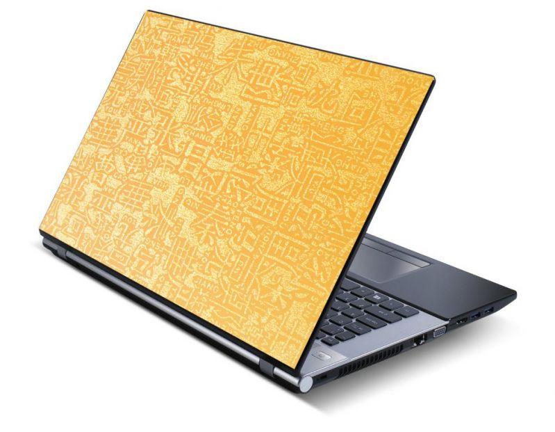 Buy Illusion Laptop Notebook Skins High Quality Vinyl Skin - Lp0493 online