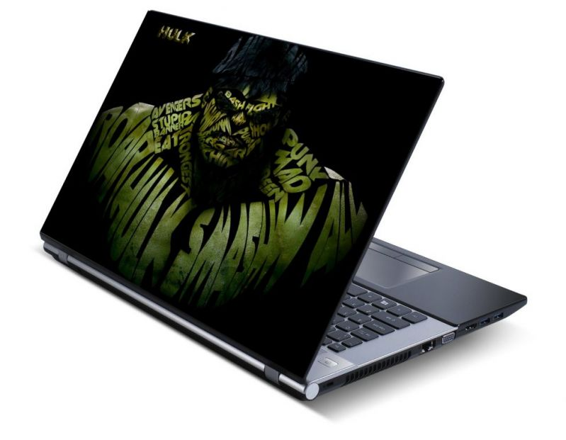 Buy Hulk Laptop Notebook Skins High Quality Vinyl Skin - Lp0499 online