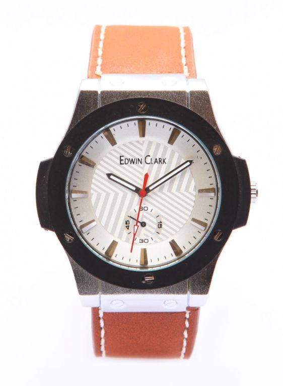 Buy Edwin Clark Analog Chronograph Watch For Men Mw-044 online