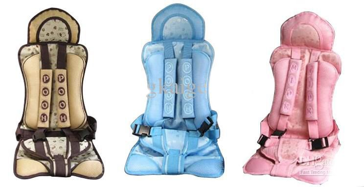 Buy Child Safety Seat Portable Car Baby Car Seat Cushions Adjusted To Sit online