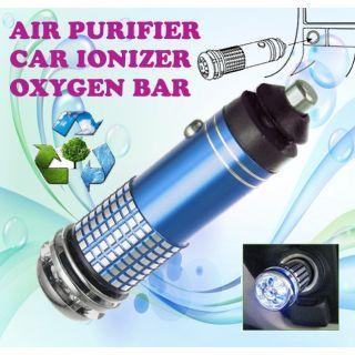 Buy Gadget Hero's Mini Car Auto Ionizer Fresh Air Purifier (blue) online