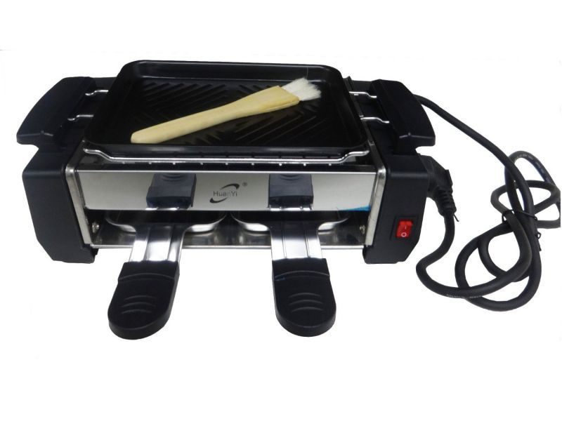 Buy Home Basics Electric Barbeque Grill And Barbecue Grill Toaster ...
