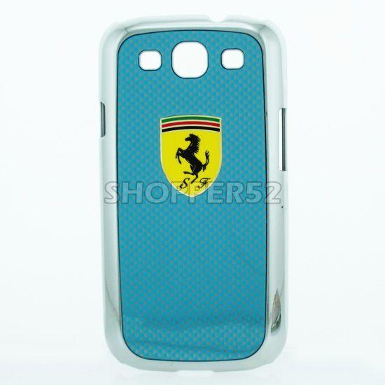 Buy Designer Plastic Back Hard Case For Samsung Galaxy S3 I9003 Red online