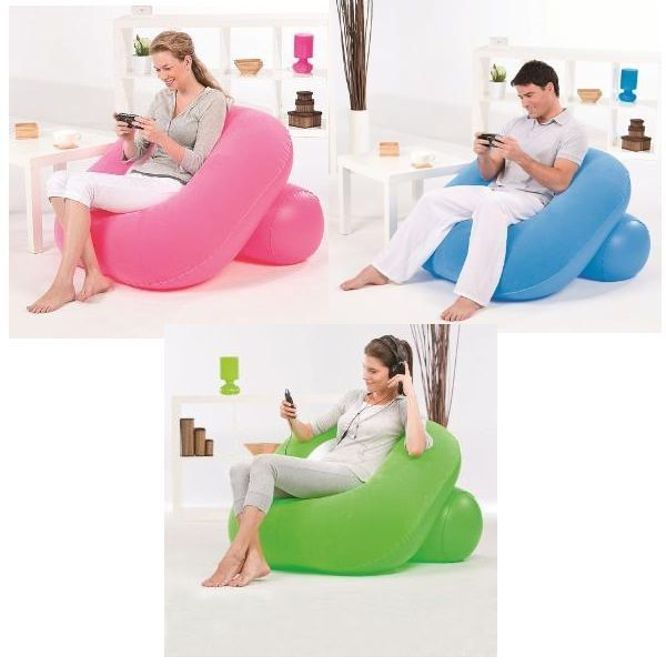 Buy Comfort Quest Inflatable Nest Air Chair online