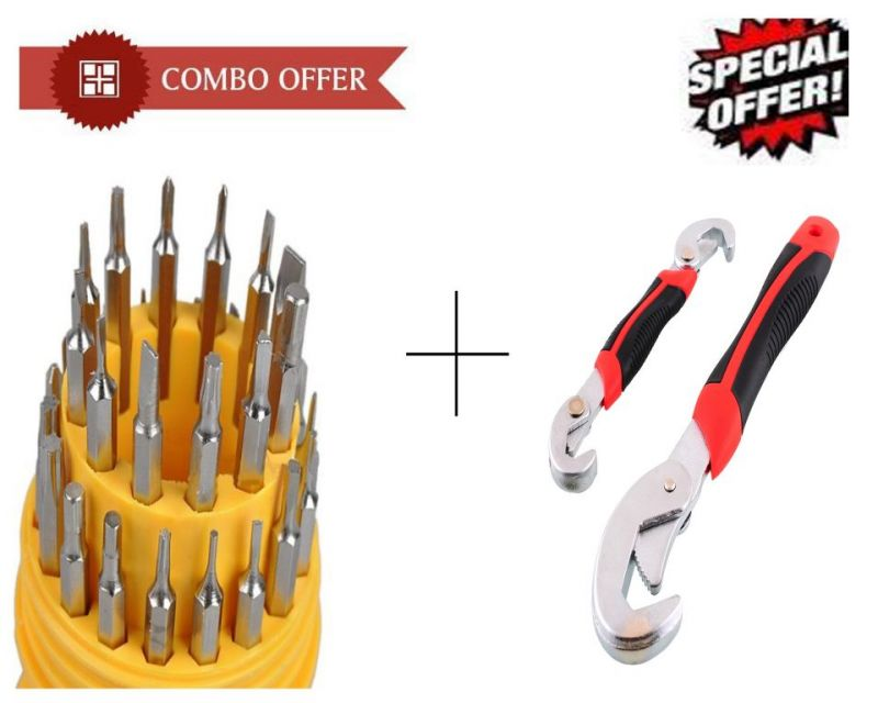 Buy Buy Jackly 31 In 1 Screwdriver Set Magnetic Toolkit With Snap N Grip Multip online
