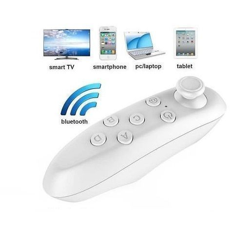 Buy Vr Bluetooth Remote Control, For Vr Box And Gaming Console online