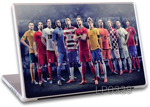 Buy Football Laptop Notebook Skins High Quality Vinyl Skin - Lp328 online