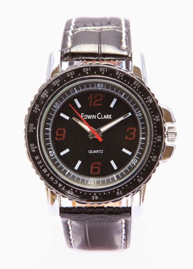 Buy Edwin Clark Analog Watch For Men Mw-040 online