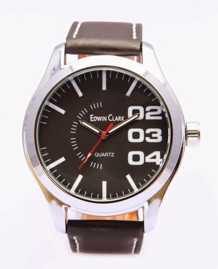 Buy Edwin Clark Analog Watch For Men Mw-042 online