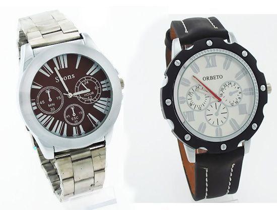 Buy Buy 1 Get 1 Designer Mens Stylish Wrist Watch Mw031 online