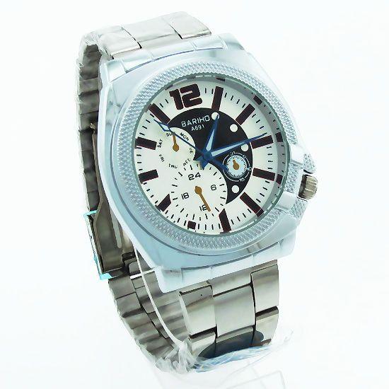 Buy Mens Stainless Steel Belt Wrist Watch Mw1693 online