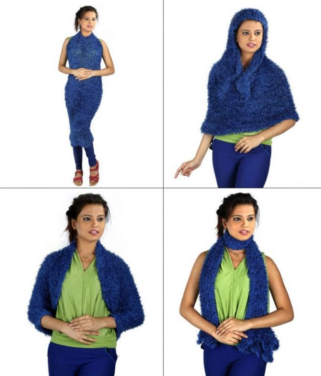 Buy Hawai All-in-one Magical Scarf online