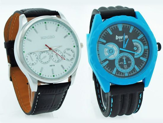 Buy Buy 1 Get 1 Free Designer Mens Watch online