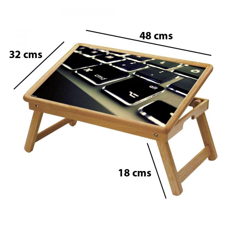 Buy Tech Multipurpose Foldable Wooden Study Table For Kids - Study 509 online