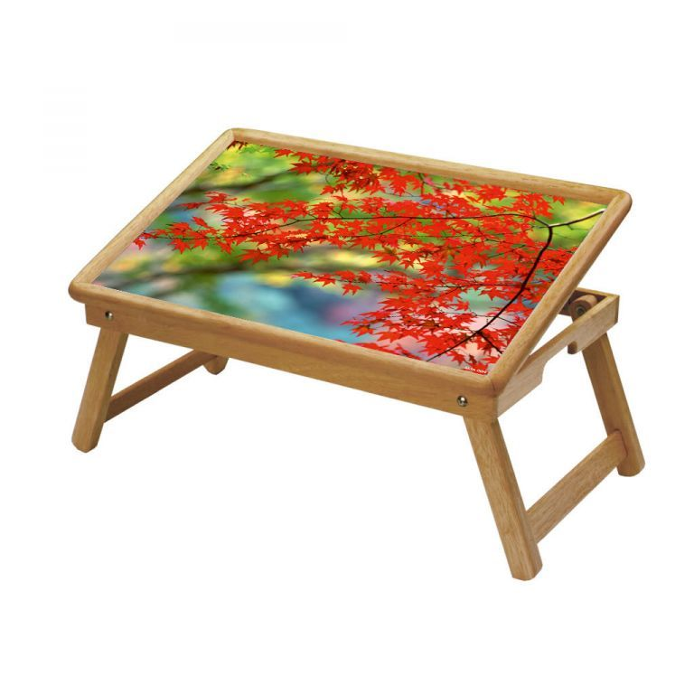 Buy Multipurpose Foldable Wooden Study Table (009) online