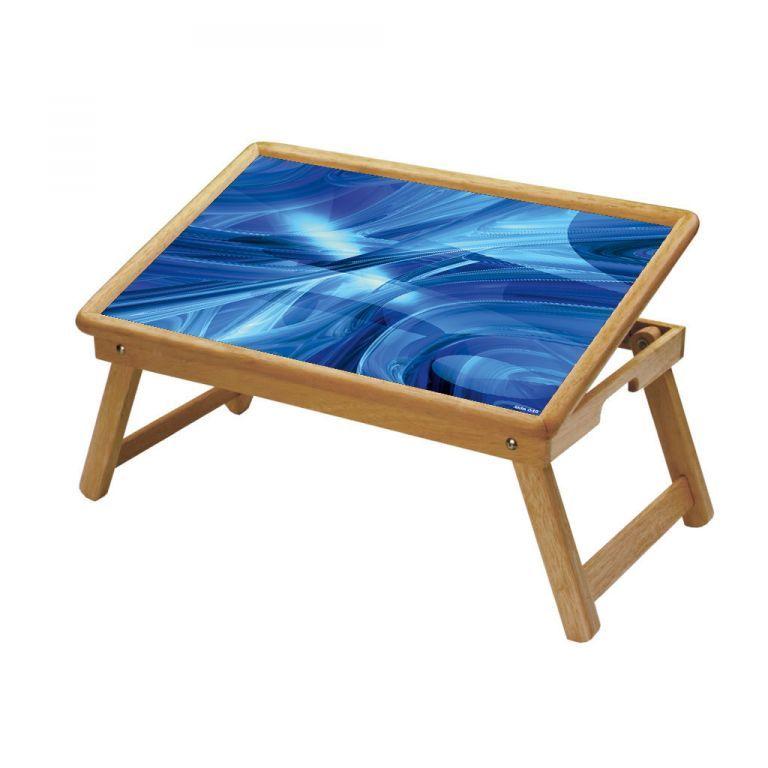 Buy Multipurpose Foldable Wooden Study Table (048) online