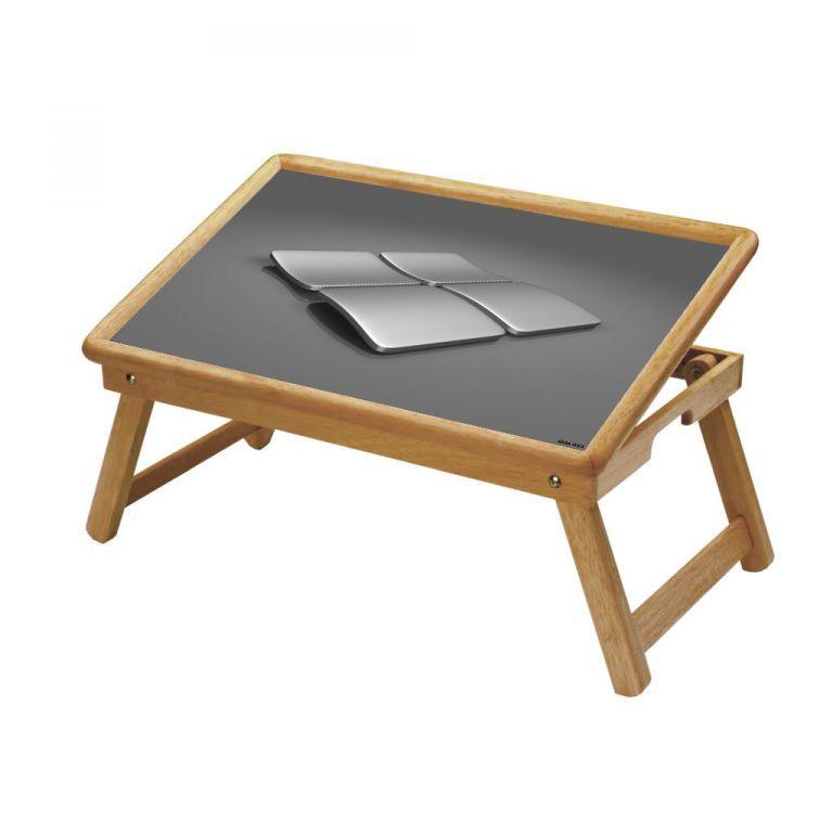 Buy Multipurpose Foldable Wooden Study Table (053) online