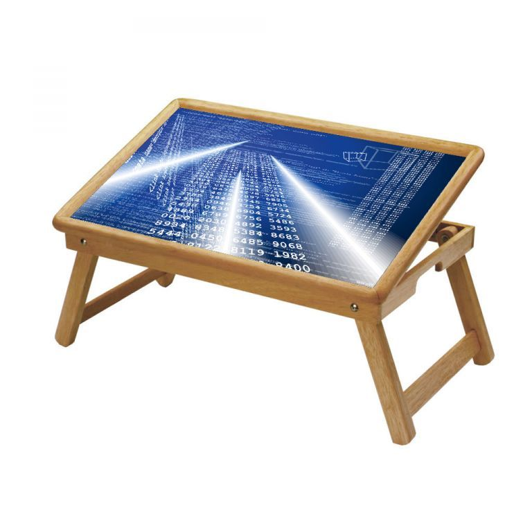 Buy Multipurpose Foldable Wooden Study Table online