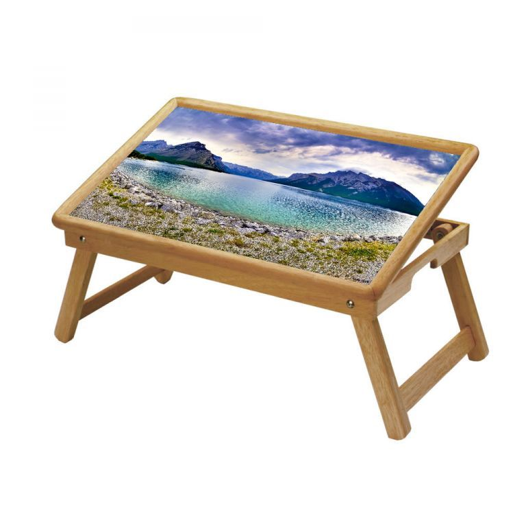 Buy Multipurpose Foldable Wooden Study Table (059) online