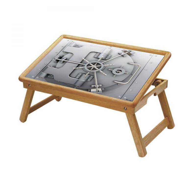 Buy Multipurpose Foldable Wooden Study Table (087) online
