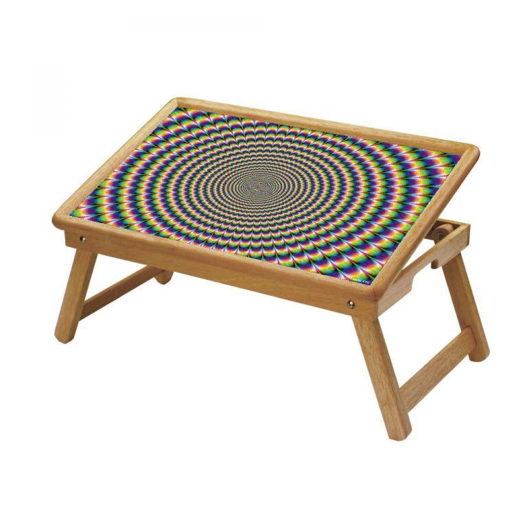Buy Graffiti Multipurpose Foldable Wooden Study Table For Kids - Study 176 online
