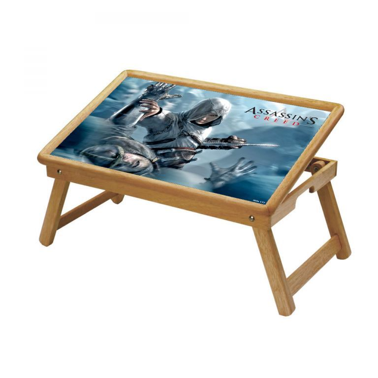 Buy Comics & Cartoons Multipurpose Foldable Wooden Study Table For Kids online