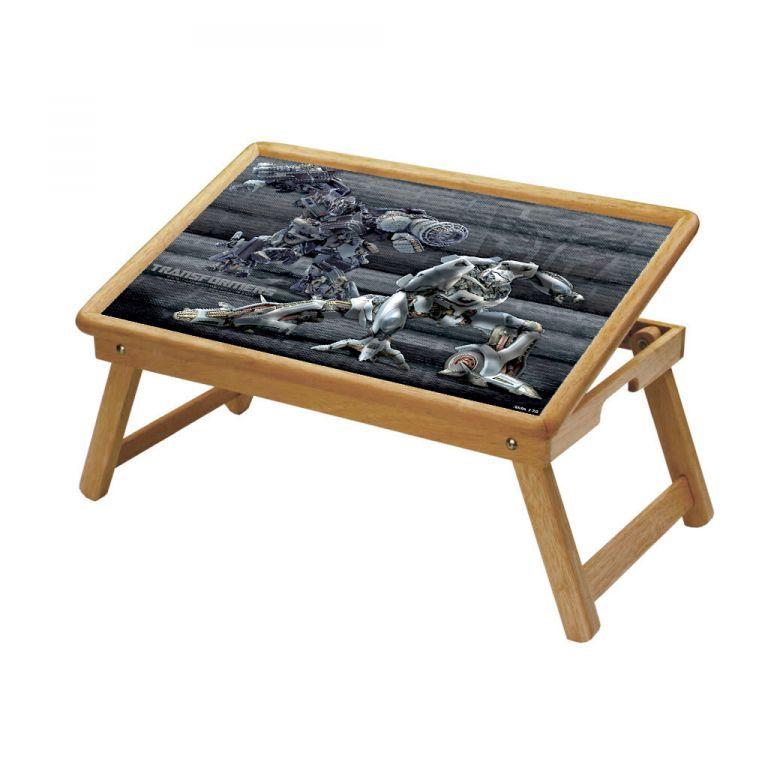 Buy Comics & Cartoons Multipurpose Foldable Wooden Study Table For Kids online