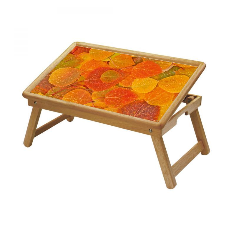Buy Multipurpose Foldable Wooden Study Table (206) online
