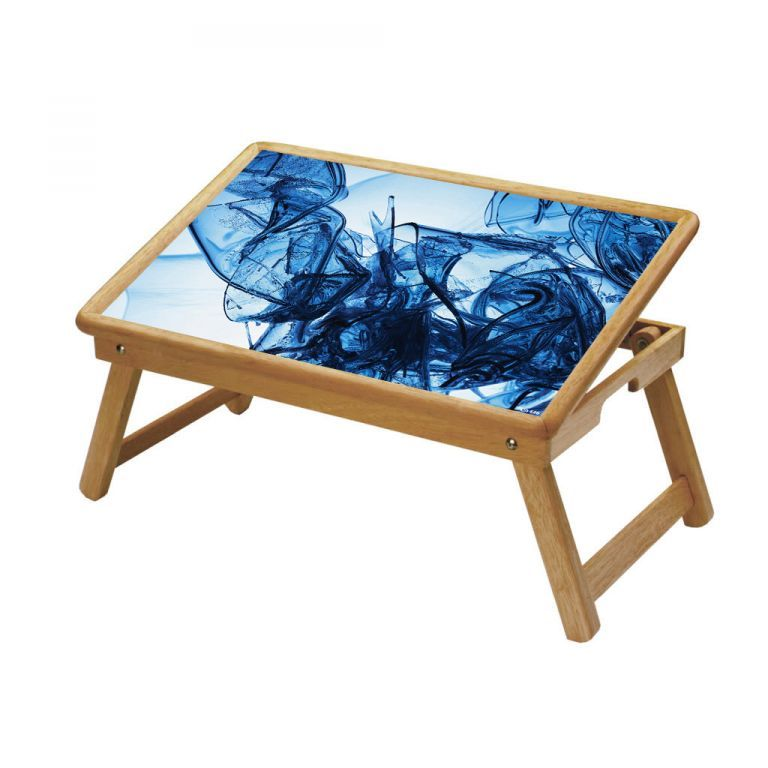 Buy Graffiti Multipurpose Foldable Wooden Study Table For Kids online