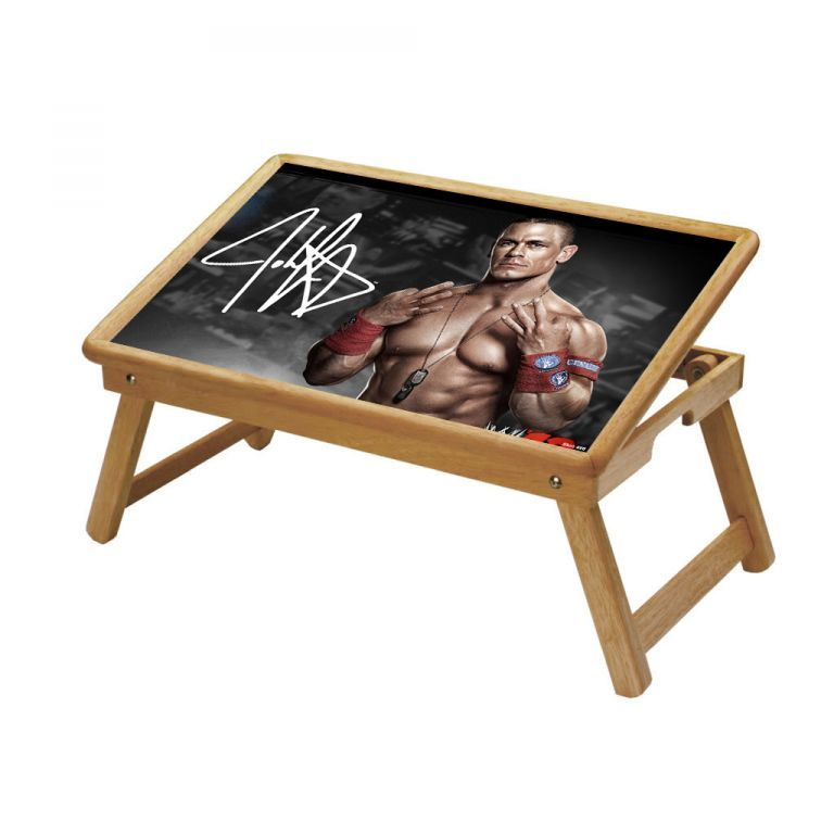 Buy John Cena Multipurpose Foldable Wooden Study Table For Kids - Study 466 online