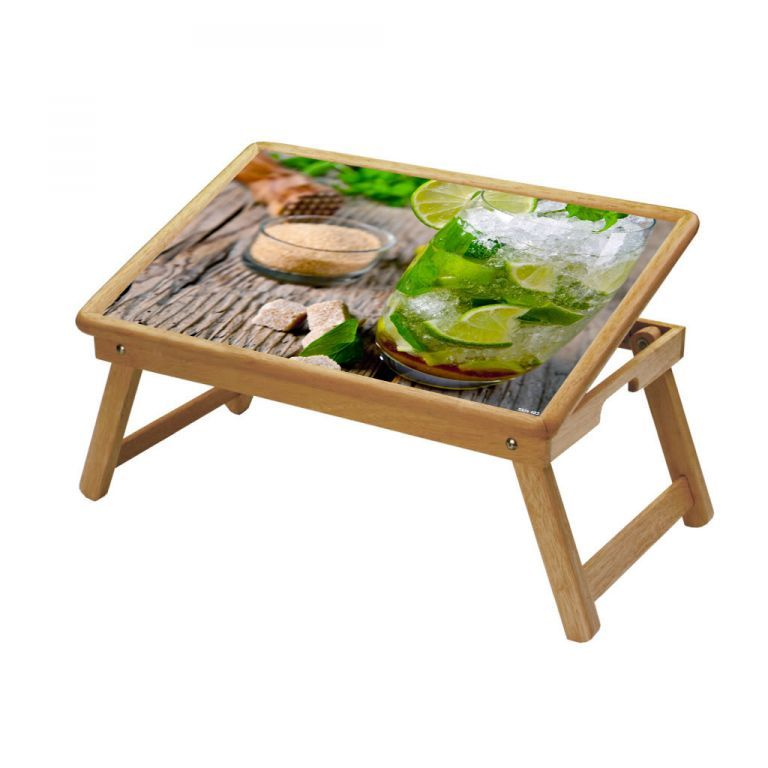 Buy Nature Multipurpose Foldable Wooden Study Table For Kids - Study 485 online