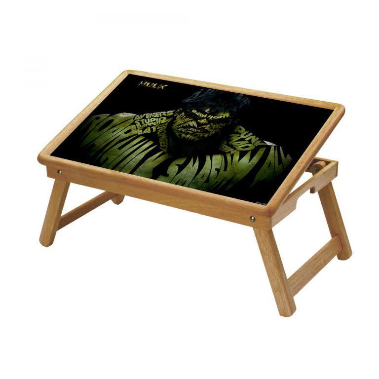 Buy Hulk Multipurpose Foldable Wooden Study Table For Kids - Study 499 online