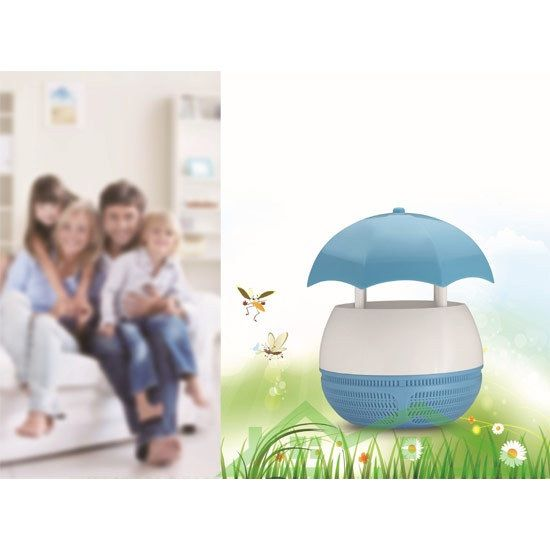 Buy Non-radioactive LED Photocatalyst Suction Style Environmental Mosquito Killer Lamp Repeller online