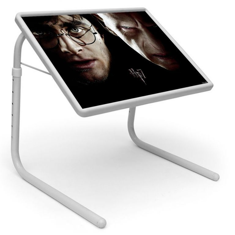 Buy Harry Potter Table Designer Portable Adjustable Dinner Cum Laptop Tray Table online