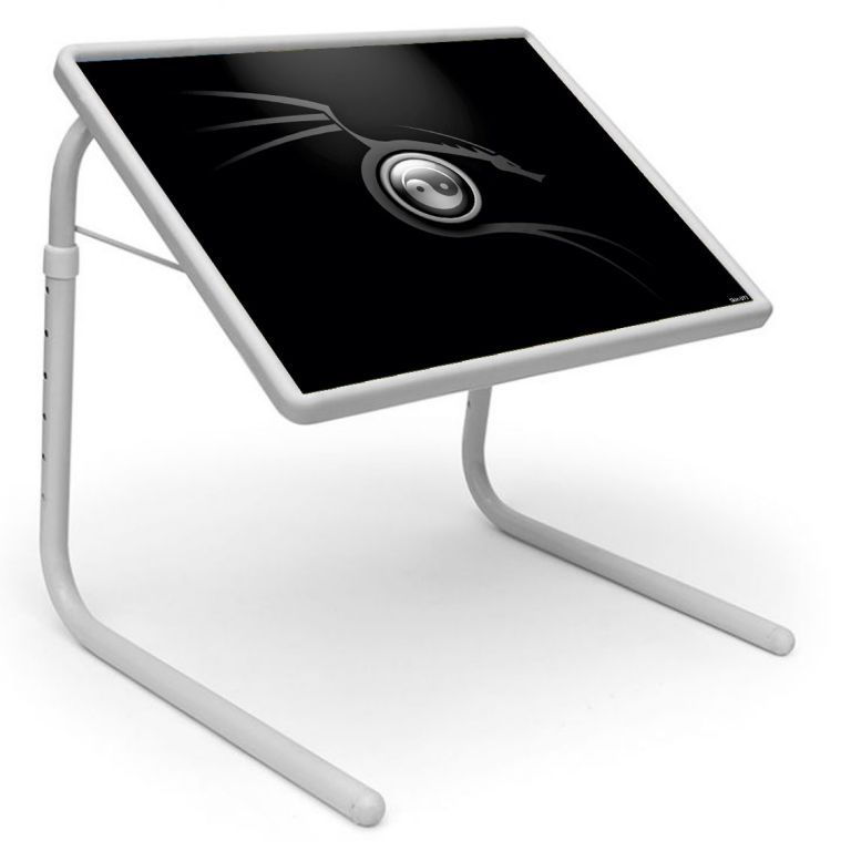 Buy Table Mate Designer Portable Adjustable Dinner Cum Laptop Tray Table online