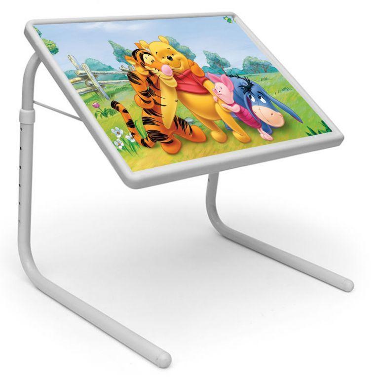 Buy Phoo Portable Adjustable Dinner Cum Laptop Table Tray online